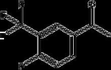 4'-Fluoro-3'-(trifluoromethyl)acetophenone 5g