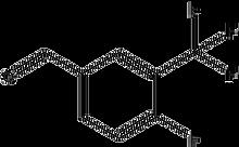 4-Fluoro-3-(trifluoromethyl)benzaldehyde 5g