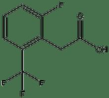 2-Fluoro-6-(trifluoromethyl)phenylacetic acid 1g