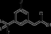 3-Fluoro-5-(trifluoromethyl)phenylacetic acid 1g