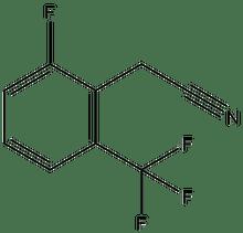 2-Fluoro-6-(trifluoromethyl)phenylacetonitrile 1g