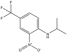 4-Isopropylamino-3-nitrobenzotrifluoride 1g