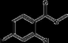 Methyl 2-chloro-4-fluorobenzoate 5g