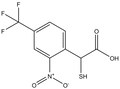 2-Nitro-4-(trifluoromethyl)phenylthioglycolic acid 1g