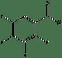 2,3,4,5-Tetrafluorobenzoyl chloride 25g