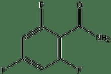 2,4,6-Trifluorobenzamide 1g