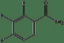 2,3,4-Trifluorobenzamide 1g