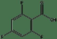 2,4,6-Trifluorobenzoic acid 5g