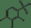 2,3,4-Trifluorobenzenesulfonyl chloride 5g