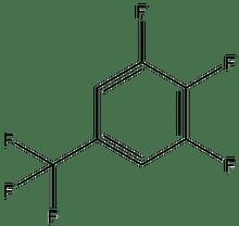 3,4,5-Trifluorobenzotrifluoride 1g