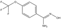 4-(Trifluoromethoxy)benzamidoxime 1g