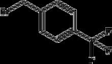 4-(Trifluoromethyl)benzyl bromide 25g