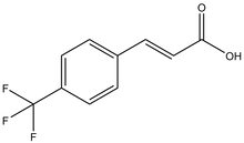 4-(Trifluoromethyl)cinnamic acid 5g