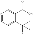 4-(Trifluoromethyl)nicotinic acid 1g