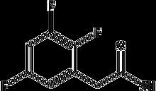 2,3,5-Trifluorophenylacetic acid 1g