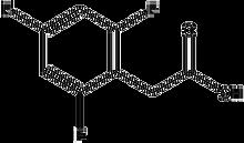 2,4,6-Trifluorophenylacetic acid 1g
