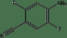 4-Amino-2,5-difluorobenzonitrile 1g