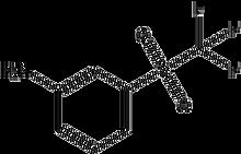 3-Aminophenyl trifluoromethyl sulfone 1g