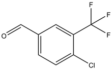 4-Chloro-3-(trifluoromethyl)benzaldehyde 1g