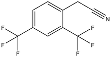 2,4-Bis(trifluoromethyl)phenylacetonitrile 1g