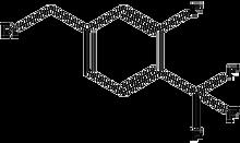 3-Fluoro-4-(trifluoromethyl)benzyl bromide 1g
