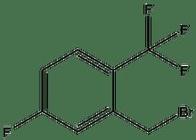 5-Fluoro-2-(trifluoromethyl)benzyl bromide 5g