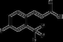 4-Fluoro-2-(trifluoromethyl)cinnamic acid 1g