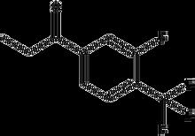 3'-Fluoro-4'-(trifluoromethyl)propiophenone 1g