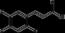 2,4,5-Trifluorocinnamic acid 1g