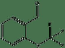 2-(Trifluoromethylthio)benzaldehyde 1g