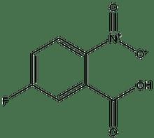 5-Fluoro-2-nitrobenzoic acid 5g