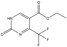 5-Ethoxycarbonyl-4-(trifluoromethyl)-pyrimidin-2-(1H)-one 1g