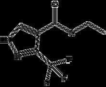Ethyl 3-(trifluoromethyl)pyrazole-4-carboxylate 1g