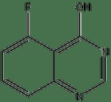 5-Fluoro-4-hydroxyquinazoline 1g
