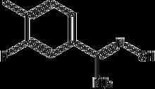 3-Fluoro-4-methylbenzamide oxime 250mg