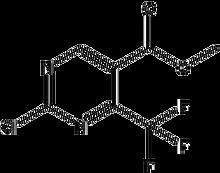 Methyl 2-chloro-4-(trifluoromethyl)pyrimidine-5-carboxylate 1g