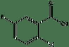 2-Chloro-5-fluorobenzoic acid 5g