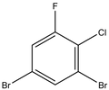 2-Chloro-3,5-dibromo-1-fluorobenzene 5g