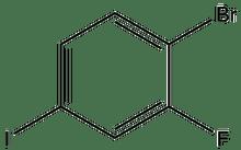 1-Bromo-2-fluoro-4-iodobenzene 25g