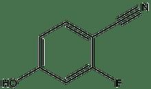 2-Fluoro-4-hydroxybenzonitrile 5g