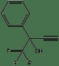 2-Phenyl-1,1,1-trifluorobut-3-yn-2-ol 1g