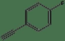 4-Fluorophenylacetylene 1g