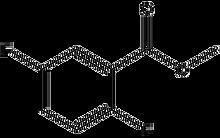 Methyl 2,5-difluorobenzoate 5g