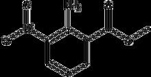 2-Amino-3-nitrobenzoic acid methyl ester 1g