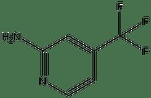 2-Amino-4-(trifluoromethyl)pyridine 1g