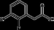 3-Chloro-2-fluorophenylacetic acid 1g