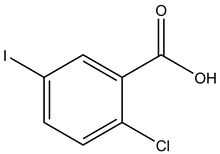 2-Chloro-5-iodobenzoic acid 5g