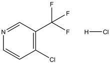4-Chloro-3-(trifluoromethyl)pyridine hydrochloride 1g