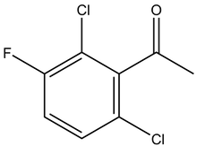 2',6'-Dichloro-3'-fluoroacetophenone 25g