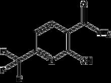 2-Hydroxy-6-(trifluoromethyl)nicotinamide 1g